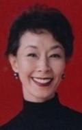 Actress Michiyo Ookusu, filmography.