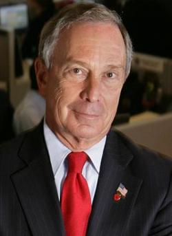 Michael Bloomberg filmography.
