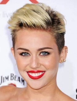 Actress Miley Cyrus, filmography.