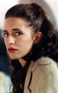 Actress Milena Pavlovic, filmography.