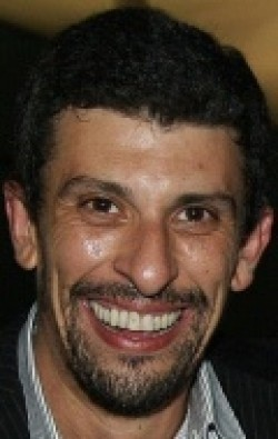 Actor Milhem Cortaz, filmography.
