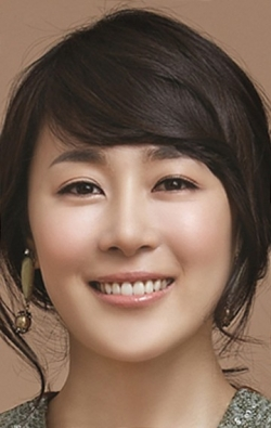 Actress Moon Jeong Hee, filmography.