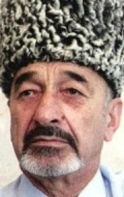 Actor Musa Dudayev, filmography.