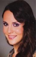 Actress Nada Sargin, filmography.