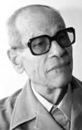 Writer Naguib Mahfouz, filmography.