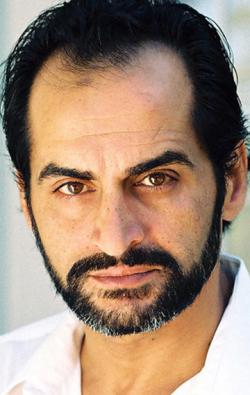 Actor, Producer Navid Negahban, filmography.