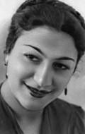 Actress Nesibe Zeynalova, filmography.