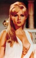 Actress Olga Schoberova, filmography.
