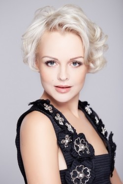 Actress Olga Lukyanenko, filmography.