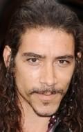 Actor Oscar Jaenada, filmography.