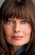 Actress, Director, Writer Paulina Porizkova, filmography.