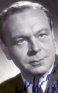 Actor Paul Hartmann, filmography.