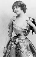 Actress Pauline Polaire, filmography.