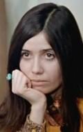 Actress Pepa Nikolova, filmography.