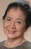 Actress Perla Bautista, filmography.
