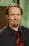 Actor, Writer Petteri Summanen, filmography.