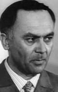 Actor Pulat Saidkasymov, filmography.