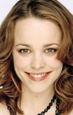 Actor Rachel McAdams, filmography.