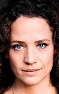Actress Regula Grauwiller, filmography.