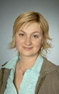 Actress Ria Kataja, filmography.