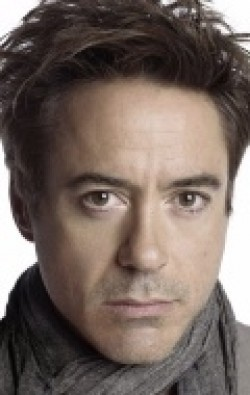 Actor, Writer, Producer Robert Downey Jr., filmography.
