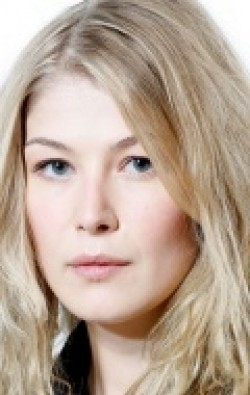 Actress Rosamund Pike, filmography.