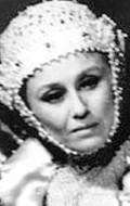 Actress Ruta Staliliunaite, filmography.