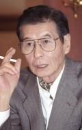 Actor Ryo Ikebe, filmography.