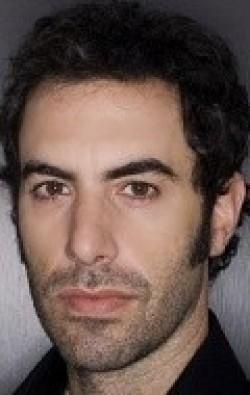 Sacha Baron Cohen filmography.