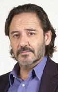 Actor Santiago Ramos, filmography.