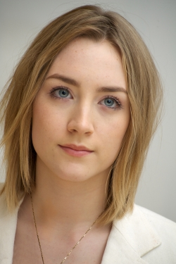 Actress Saoirse Ronan, filmography.