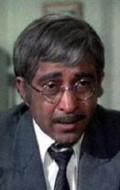 Actor Satyendra Kapoor, filmography.