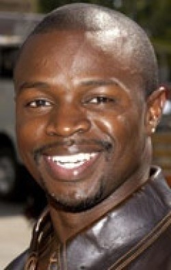 Actor, Producer Sean Patrick Thomas, filmography.