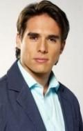 Actor Sebastian Caicedo, filmography.