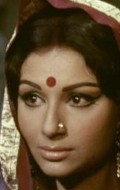 Actress, Producer Sharmila Tagore, filmography.