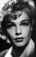 Actress Simone Signoret, filmography.