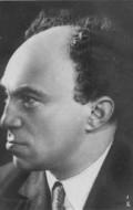 Actor Solomon Mikhoels, filmography.