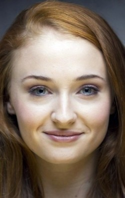 Actress Sophie Turner, filmography.