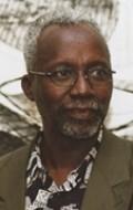 Director, Writer, Producer, Actor Souleymane Cisse, filmography.