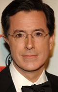 Actor, Writer, Producer Stephen Colbert, filmography.