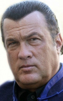 Recent Steven Seagal pictures.