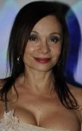 Actress Tania Alves, filmography.