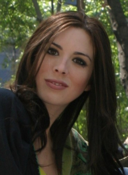 Actress Tatiana Espinoza, filmography.