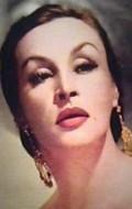 Actress, Writer Tita Merello, filmography.