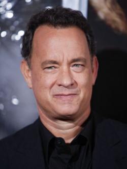 Actor, Director, Writer, Producer Tom Hanks, filmography.