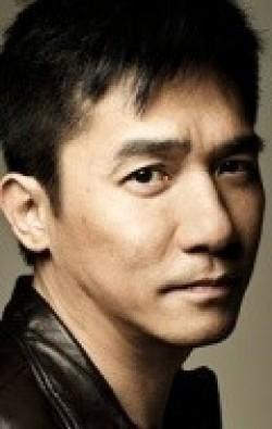 Actor Tony Leung Chiu-wai, filmography.