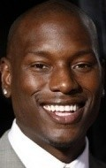 Actor Tyrese Gibson, filmography.