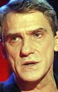 Actor, Voice Valeri Garkalin, filmography.