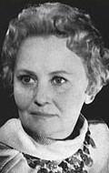Actress Velta Line, filmography.