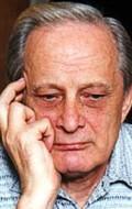 Actor Viktor Sergachyov, filmography.